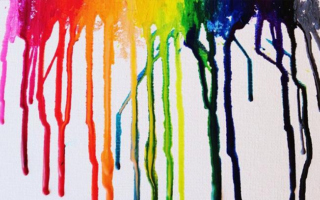 pintura esplhada