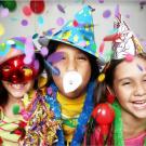 Preparem-se para a folia – Modelos de máscaras de carnaval para imprimir e decorar